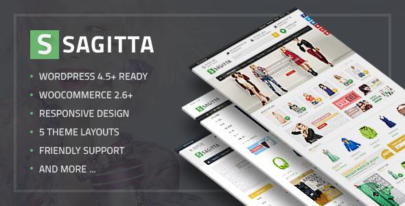 VG Sagitta - Mega Store Responsive WordPress Theme