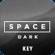 Space Dark Keynote - GraphicRiver Item for Sale