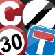 UK Road Signs: Information - GraphicRiver Item for Sale