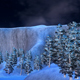 Snow Terrain With Trees - VideoHive Item for Sale