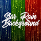Star Rain Background (5 colors) - VideoHive Item for Sale