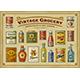 Vintage Grocery Set - GraphicRiver Item for Sale
