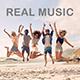 Upbeat Uplifting Inspiring Motivational Indie Pop