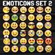 36 Vector Emoji Illustration - GraphicRiver Item for Sale