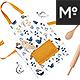 Kid Toddler Apron Mock-up s Generator - GraphicRiver Item for Sale