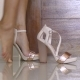 Female Legs in Stylish High-heeled Shoes Fastening of Shoes - VideoHive Item for Sale