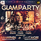 Glam Party & Club Event Bundle Set - GraphicRiver Item for Sale