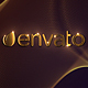 Golden Logo Reveal - VideoHive Item for Sale