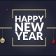 Happy New Year Background - VideoHive Item for Sale