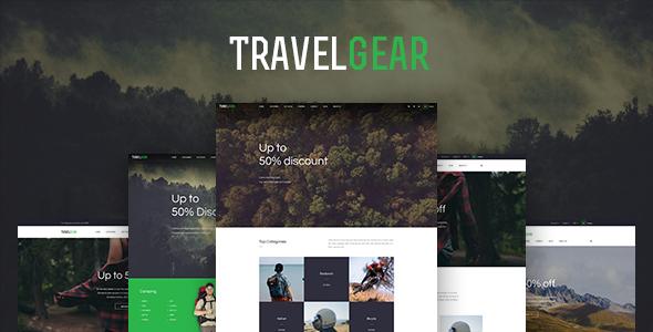 Ap Travel Gear Shopify Theme