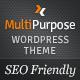 MultiPurpose - Responsive WordPress Theme - ThemeForest Item for Sale