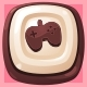 Chocolate Candy - Game GUI - GraphicRiver Item for Sale