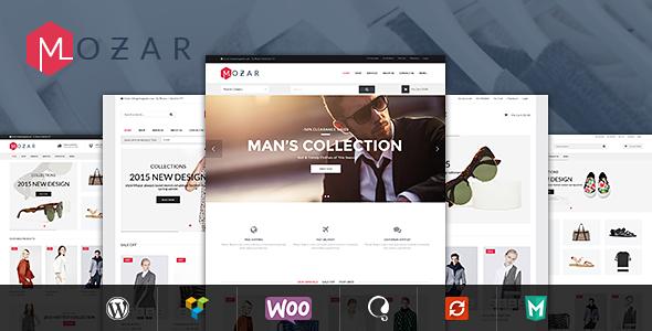 VG Mozar - Fashion WooCommerce WordPress Theme