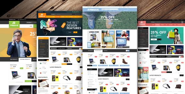 VG Primave - Multipurpose WooCommerce WordPress Theme