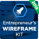 The Entrepreneur's Wireframe Kit - PowerPoint Version - GraphicRiver Item for Sale