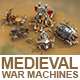 Medieval War Machines - 3DOcean Item for Sale