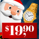 Christmas Commercial with Santa & Reindeer - VideoHive Item for Sale
