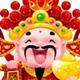 Chinese Christmas New Year Jingle Bells