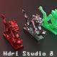 Hdri Studio 8 - 3DOcean Item for Sale