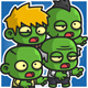 Mini Zombies - GraphicRiver Item for Sale