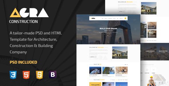 AGRA - Architecture, Construction, Building Company