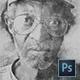 Portrait Sketching Design - GraphicRiver Item for Sale