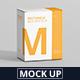 Box Mockup - High Rectangle Big Size - GraphicRiver Item for Sale