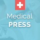 MedicalPress - Health WordPress Theme - ThemeForest Item for Sale