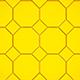 3D Slow Golden Octagon Transition - VideoHive Item for Sale