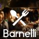 Barnelli - Restaurant Responsive WordPress Theme - ThemeForest Item for Sale