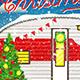 Christmas Travel Trailer - GraphicRiver Item for Sale