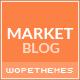 MarketBlog - Premium Blog WordPress Theme - ThemeForest Item for Sale