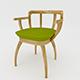Padma Chair - 3DOcean Item for Sale