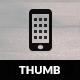 Thumb Mobile - ThemeForest Item for Sale