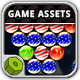 Christmas Shooter Game Assets - GraphicRiver Item for Sale