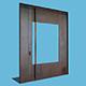Square Metal Door - 3DOcean Item for Sale