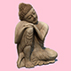Resting Buddha - 3DOcean Item for Sale