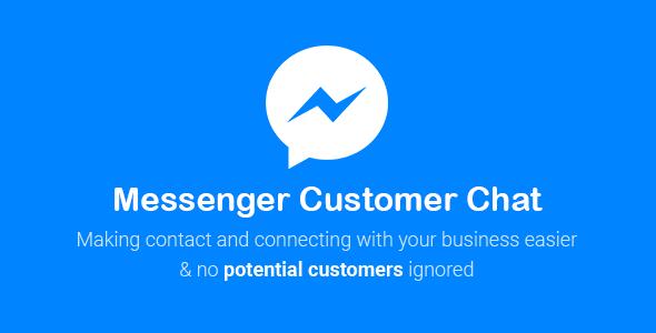 NinjaTeam Facebook Messenger for WordPress (Live Chat version) Download