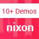 Nixon - Responsive Multi-Purpose HTML Template - ThemeForest Item for Sale
