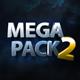 Mega Pack 2 Photoshop Actions Bundle - GraphicRiver Item for Sale