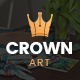 Crown Art | Drawing and Music School WordPress Theme - ThemeForest Item for Sale