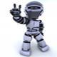 Robot Countdown Pack 10 to 1 - AudioJungle Item for Sale