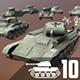 USSR Toon Light Tanks - 3DOcean Item for Sale