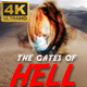 Gates of Hell Portal Sand - Side View - VideoHive Item for Sale
