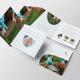 Eco Garden Square Trifold Brochure - GraphicRiver Item for Sale