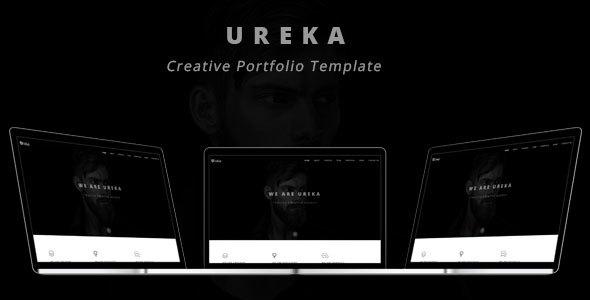 Ureka - Creative Portfolio Template