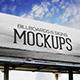 Billboards Mockups - GraphicRiver Item for Sale