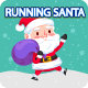 Running Santa - HTML5 Game - Web & Mobile + AdMob (CAPX, C3p and HTML5) - CodeCanyon Item for Sale