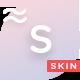 SKIN - Gradient-Powered Creative Blog & Shop WordPress Theme - ThemeForest Item for Sale