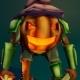Pumpkin Warrior - 3DOcean Item for Sale